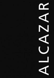logo ALCAZAR noir