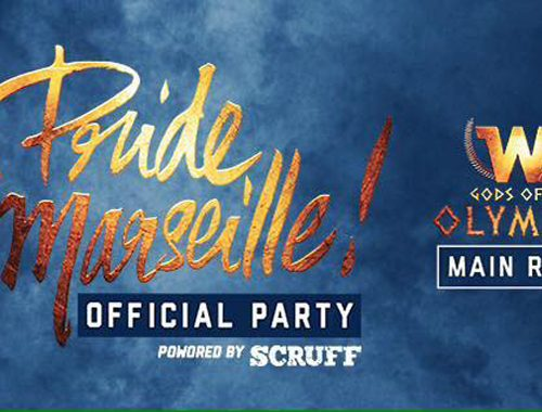 PRIDE MARSEILLE 2016 – OFFICIAL PARTY