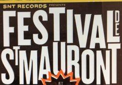 FESTIVAL DE SAINT MAURONT