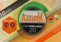 SOIREE INTER ASSOS #20