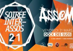 SOIREE INTER-ASSOS #21