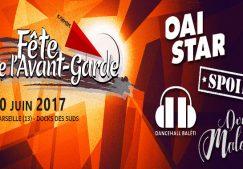 FESTIVAL DE L'AVANT-GARDE