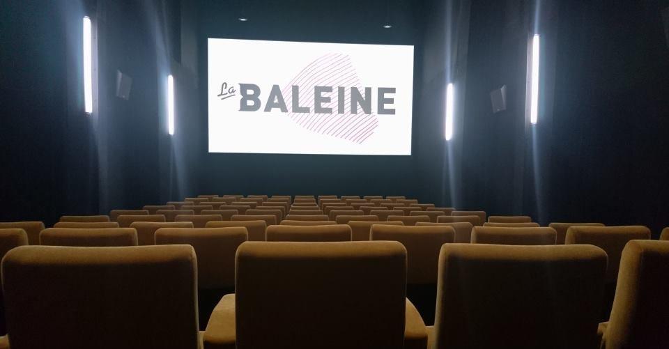 FIESTA ET CINEMA A LA BALEINE
