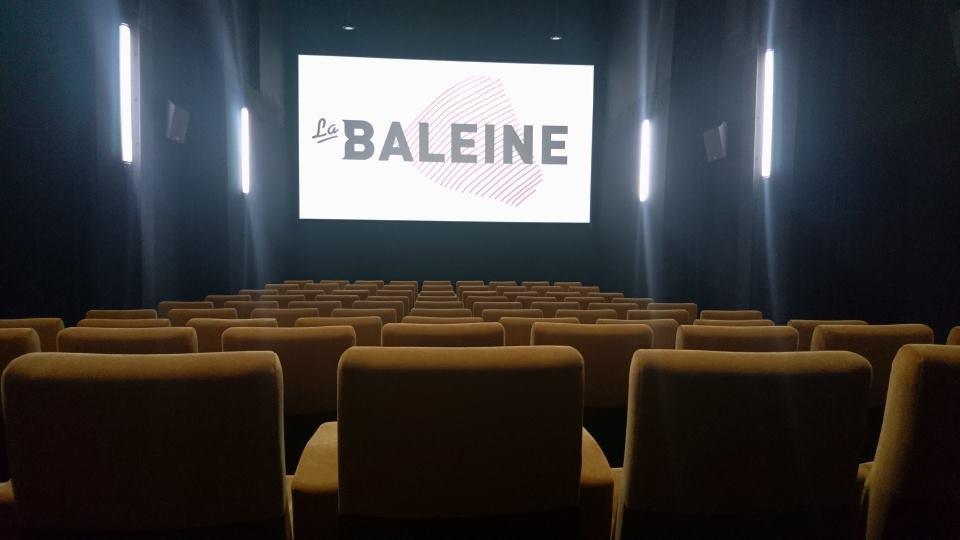 #1 FIESTA ET CINEMA A LA BALEINE