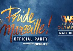 WE PRIDE MARSEILLE 2016