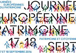 JOURNÉES EUROPÉENNES DU PATRIMONE