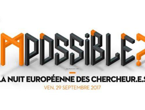 NUIT EUROPÉENNE DES CHERCHEUR.E.S DE MARSEILLE