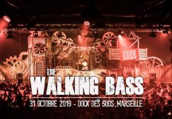 THE WALKING BASS – SERIAL KILLERS EDITION