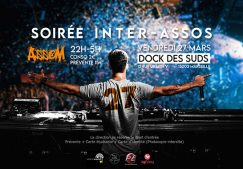 SOIREE INTER-ASSOS #27