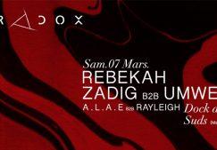 Paradox w/ Rebekah & Zadig B2B Umwelt